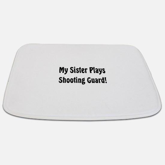 Cute Three sisters Bathmat
