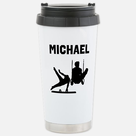 GYMNASTICS CHAMP Stainless Steel Travel Mug