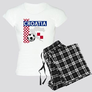 croatia-futballC Women's Light Pajamas