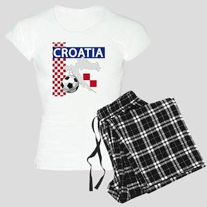 croatia-futballC Women's Light Pajamas
