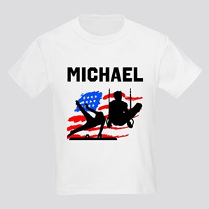 GYMNASTICS CHAMP Kids Light T-Shirt
