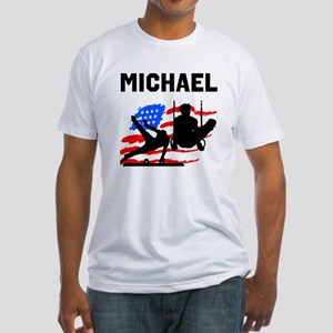GYMNASTICS CHAMP Fitted T-Shirt
