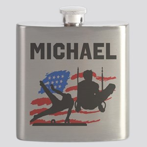 GYMNASTICS CHAMP Flask