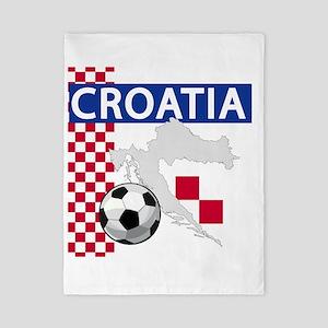 croatia-futballC Twin Duvet