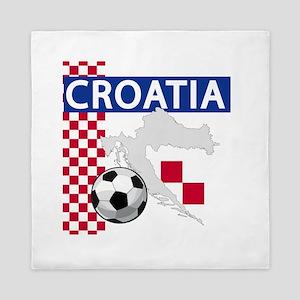 croatia-futballC Queen Duvet