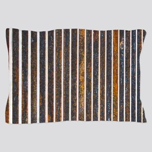 Barred Pillow Case