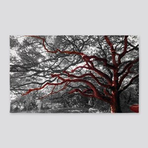 "Photo Tree Branch 3'x5' Area Rug-""The Growth&"