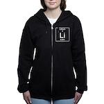 3. Lithium Women's Zip Hoodie