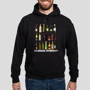 Celebrate Diversity Hoodie (dark)