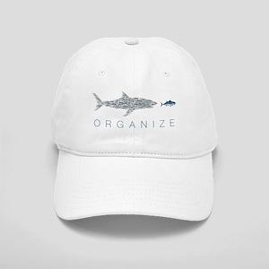 Organize Fish Baseball Cap