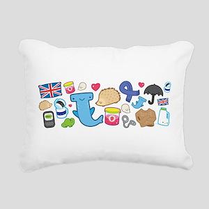 Fandom Rectangular Canvas Pillow
