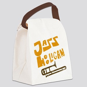 jazz_hooligan Canvas Lunch Bag