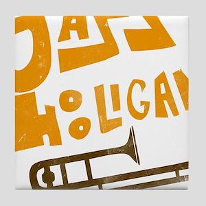 jazz_hooligan Tile Coaster