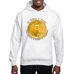 Gold Liberty 3 Hooded Sweatshirt