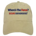 Where's The Fence Cap
