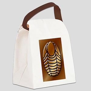 Trilobite Canvas Lunch Bag
