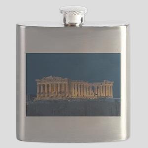 Parthenon Flask