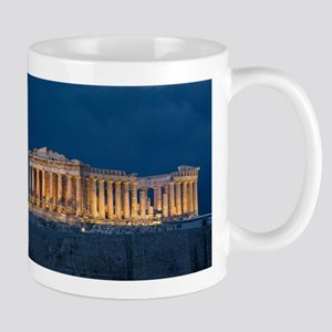 Parthenon Mugs