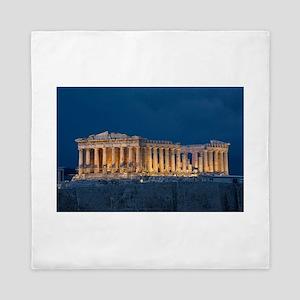 Parthenon Queen Duvet