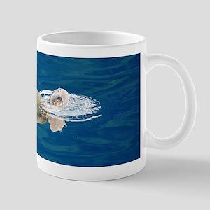 Loggerhead Sea Turtle Mugs