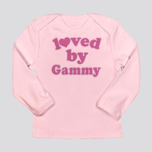 Loved By Gammy Long Sleeve Infant T-Shirt