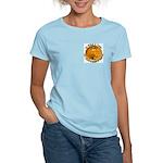 Gold Liberty 4 Women's Light T-Shirt