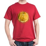 Gold Liberty 4 Dark T-Shirt