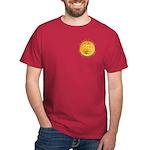 Gold Liberty 4 Dark T-Shirt