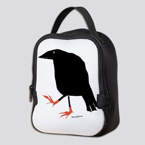 2fecc5fb3082 Crow Insulated Lunch Bags - CafePress