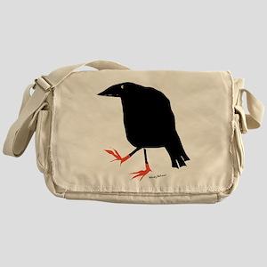 127b29278635 Blackbird Messenger Bags - CafePress