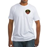 Fallen Riders Fitted T-Shirt