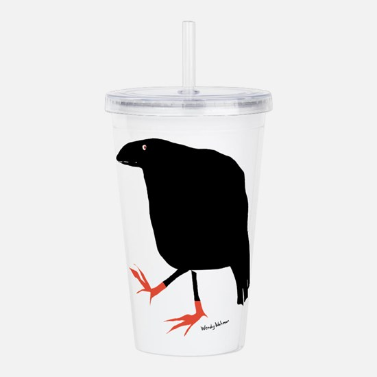 Cool Graphic Acrylic Double-wall Tumbler