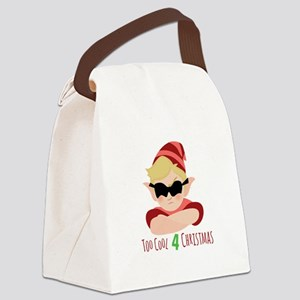 Too Cool Canvas Lunch Bag