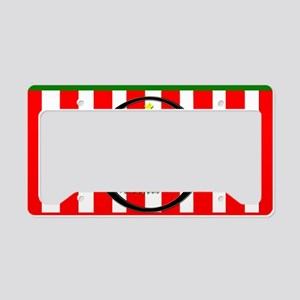 Say NO To Christmas? License Plate Holder