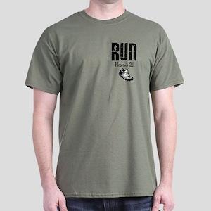 Hebrews Run Dark T-Shirt