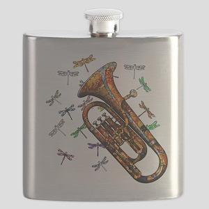 Wild Baritone Flask
