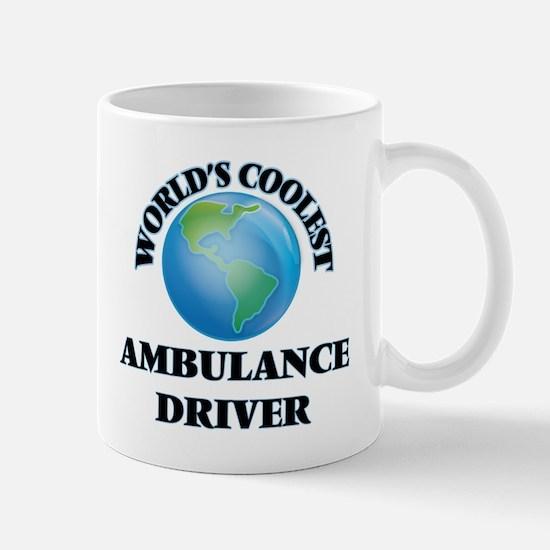 Ambulance Driver Mugs