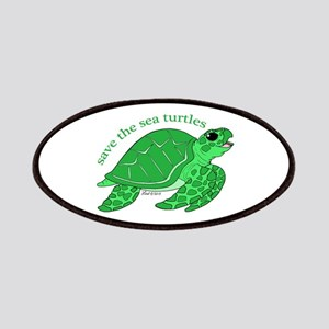 Green Turtle Patches