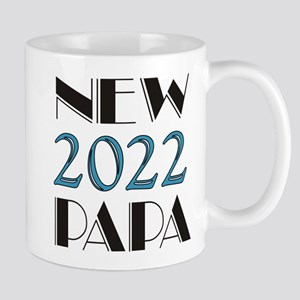 2018 New Papa 11 oz Ceramic Mug