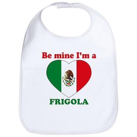 Frigola, Valentine's Day Bib