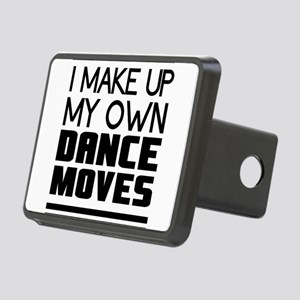 I Make Up My Own Dance Moves Hitch Cover