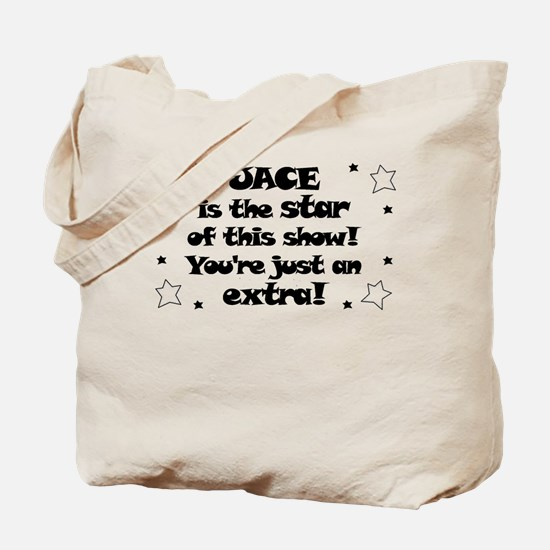 Jace is the Star Tote Bag