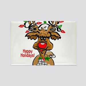 Happy Holidays! Magnets