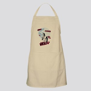 Who's Afraid of The Big Bad Wolf? Apron