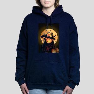 OLD WITCH_FINAL10x14 Women's Hooded Sweatshirt