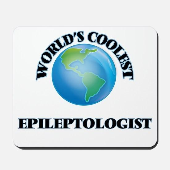 Epileptologist Mousepad