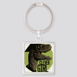 Clever Girl Keychains