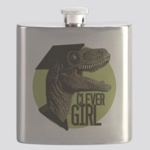 Clever Girl Flask