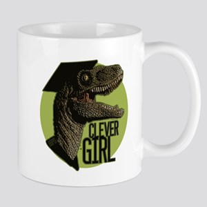 Clever Girl Mugs