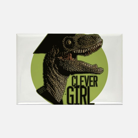 Clever Girl Magnets